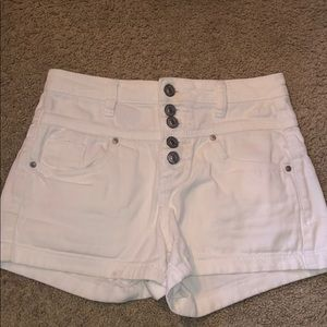 Delia's high waisted shorts